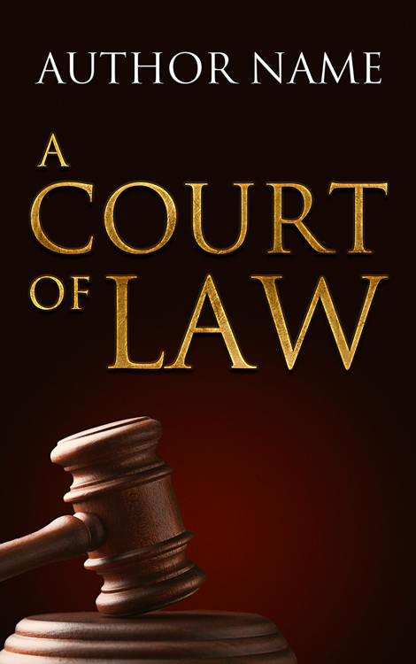 A Court Of Law Cover