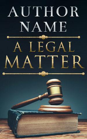 A Legal Matter Cover