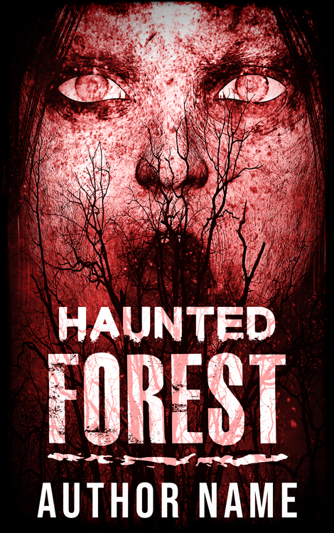 Haunted Forest Cover