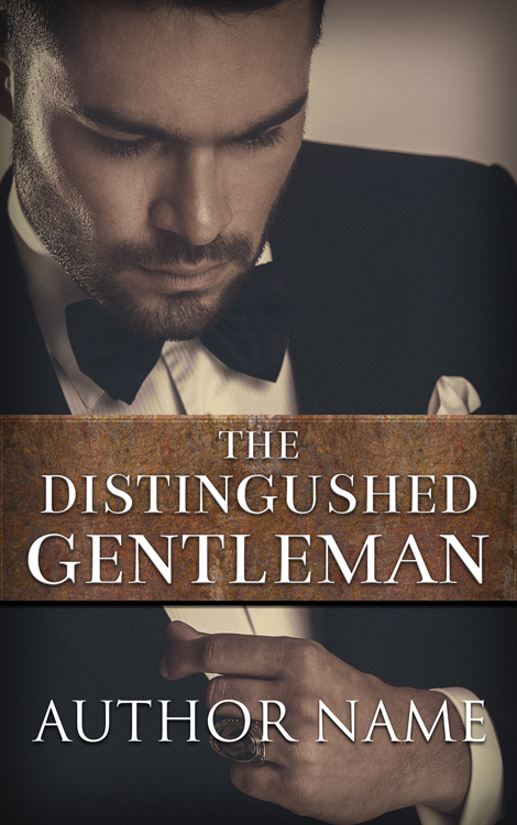 The Distinguished Gentleman Cover