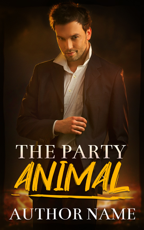 The Party Animal Cover