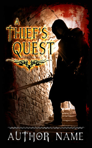 A Thief's Quest Cover
