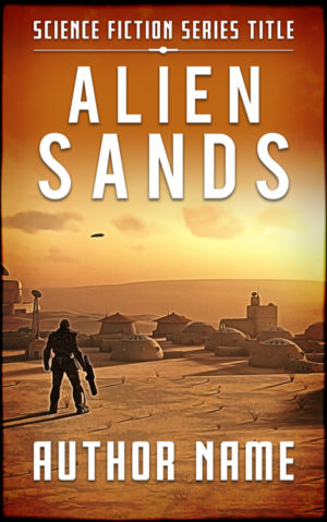 Alien Sands Cover