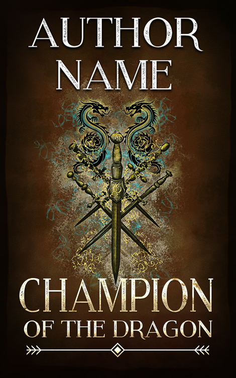 Champion of the Dragon Cover