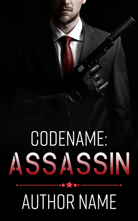 Codename: Assassin Cover