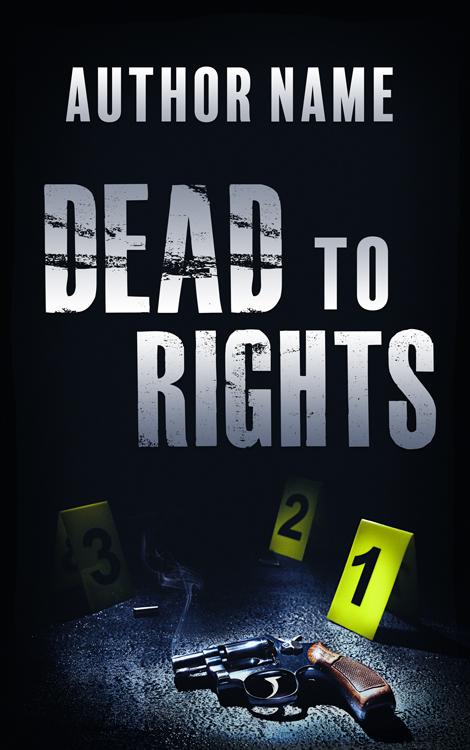 Dead To Rights Cover