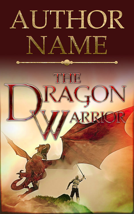 Dragon Warrior Cover