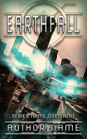Earthfall Cover