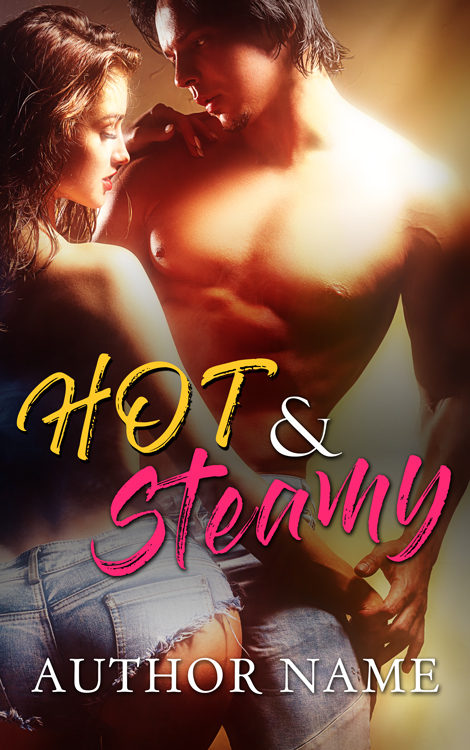 Hot and Steamy Cover