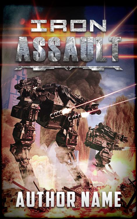 Iron Assault Cover