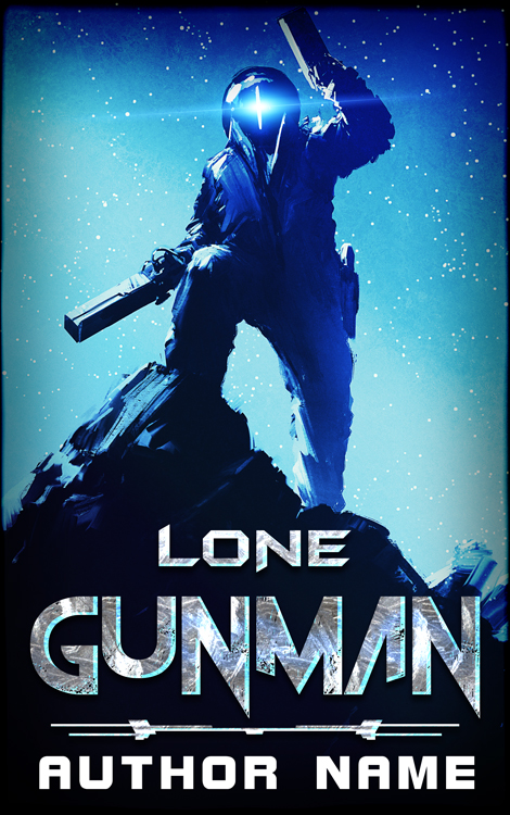 Lone Gunman Cover