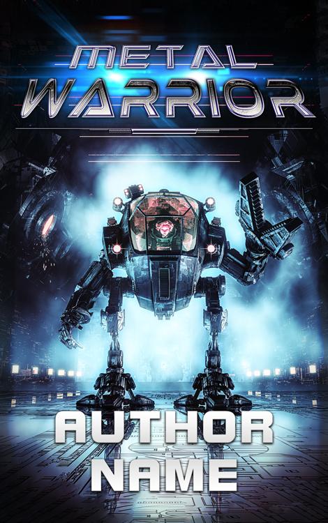 Metal Warrior Cover