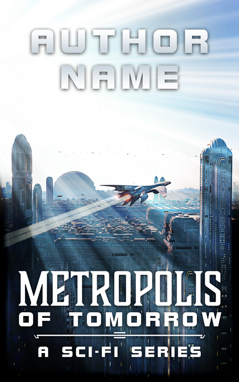 Metropolis Of Tomorrow Cover