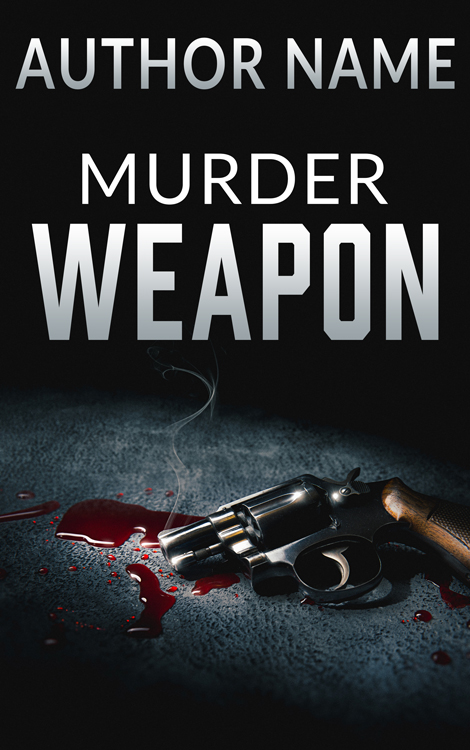 Murder Weapon Cover