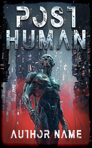 Post Human Cover