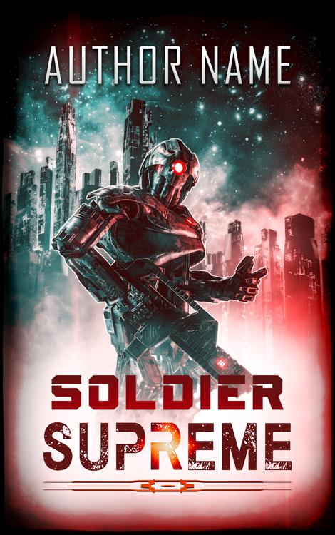 Soldier Supreme Cover
