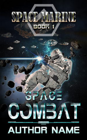 Space Combat Cover