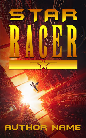 Star Racer Cover