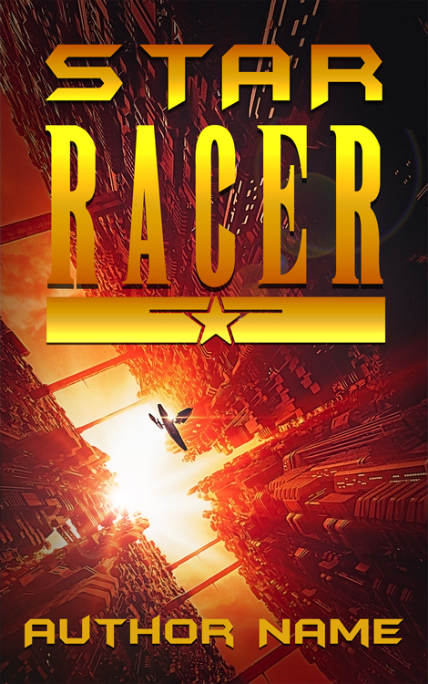 Star Racer Cover