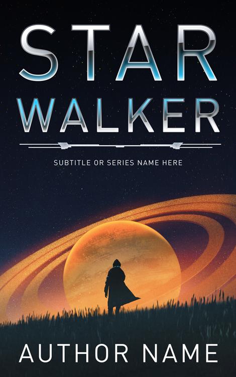 Star Walker Cover