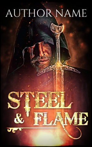 Steel And Flame Cover