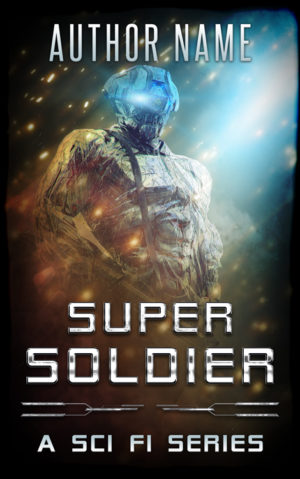 Super Soldier Cover
