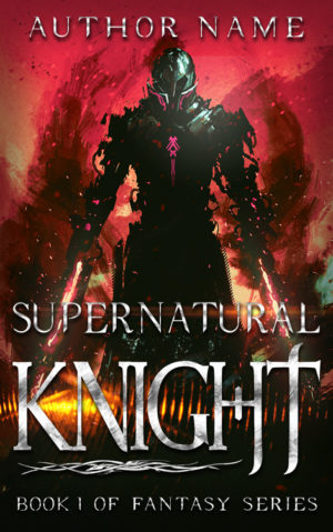 Supernatural Knight Cover