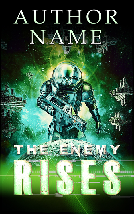 The Enemy Rises Cover