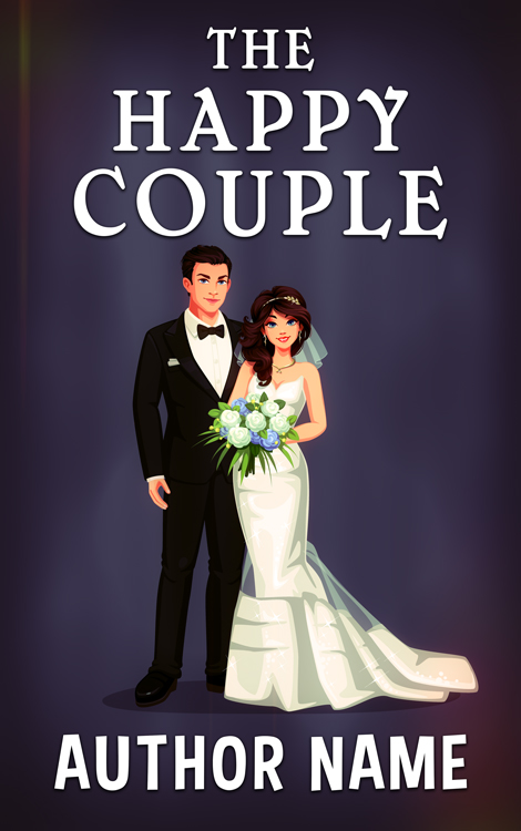 The Happy Couple Cover