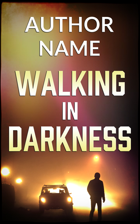 Walking In Darkness Cover