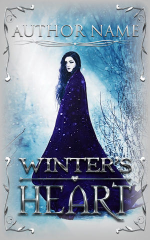 Winter's Heart Cover