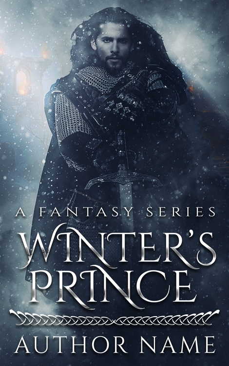 Winter's Prince Cover